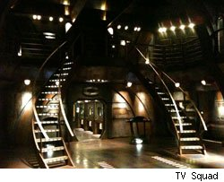 The starship Destiny is the home of the crew for Stargate Universe.