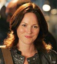 Jorja Fox on CSI