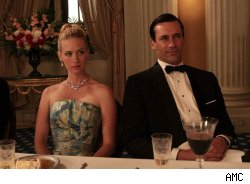 Mad Men - Betty and Don Draper