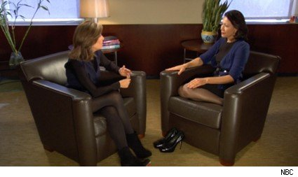 Meredith Viera / Ann Curry