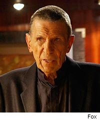 Leonard Nimoy on Fringe
