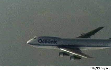 Oceanic plane