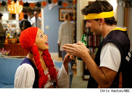parks and recreation halloween