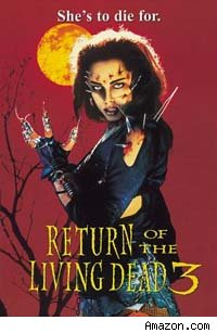 Halloween movies: Return of the Living Dead 3