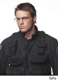 michael shanks smallville stargate