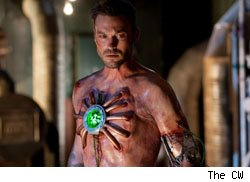 smallville metallo review the cw green