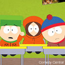 South Park on Comedy Central