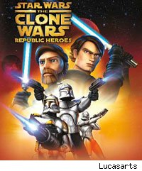 Star Wars The Clone Wars Republic Heroes adds to the animated series' backstory.