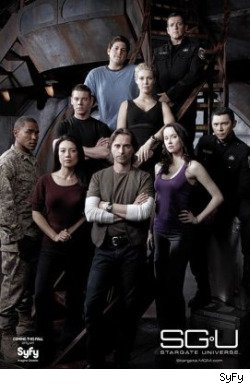 Stargate Universe Series Premiere