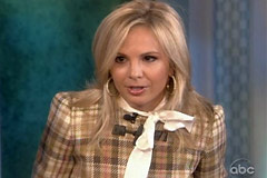 Elisabeth Hasselbeck's Accidental Nipple Slip on 'The View'