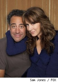 Brad Garrett and Joely Fisher of 'Til Death
