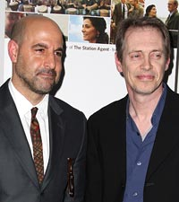 Stanley Tucci and Steve Buscemi