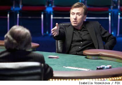 Lightman (Tim Roth) goes to Las Vegas to help locate a missing finalist in the World Series of Poker in the LIE TO ME episode 'Fold Equity,'