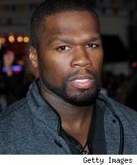 50 Cent starts beef with Marv Albert 