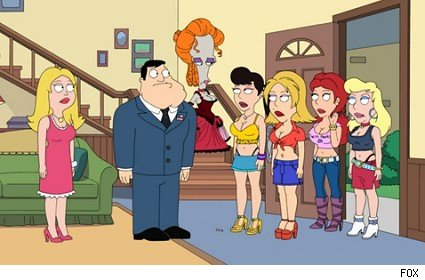 American Dad: G-String Circus