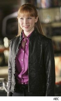 Molly C. Quinn as Alexis Castle on ABC's Castle