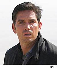 Jim Caviezel in The Prisoner on AMC