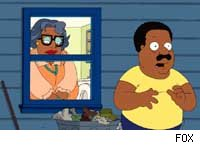 The Cleveland Show Thanksgiving
