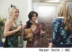 Busy Philipps and Courteney Cox in Cougar Town: Here Comes My Girl