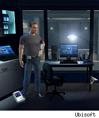 CSI Video Game