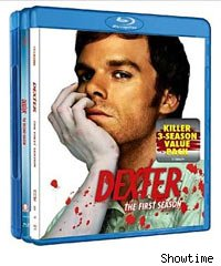Dexter DVD