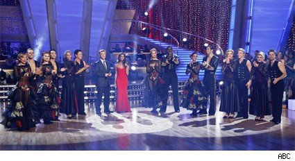 On Dancing with the Stars, Team Tango took on Team Paso Doble