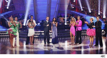 The final four of Dancing with the Stars