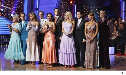 Dancing with the Stars' final five