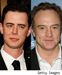 Colin Hanks and Bradley Whitford