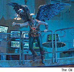 hawkman smallville