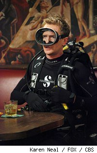 Neil Patrick Harris in How I Met Your Mother: The Playbook