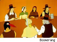 Boomerang brings back the Thanksgiving special, The Thanksgiving That Almost Wasn't