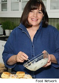 Barefoot Contessa's Ina Garten
