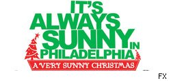 A Very Sunny Christmas brings up the yuletide cast of It's Always Sunny in Philadelphia.
