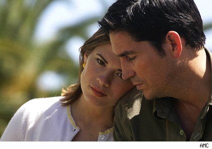 The Prisoner: Jim Caviezel, Hayley Atwell