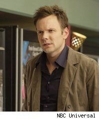Joel McHale in 'Community'