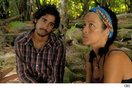 John looks weary of playing the game on Survivor Samoa