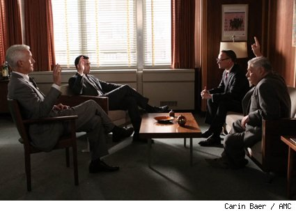 Mad Men Season 3 finale