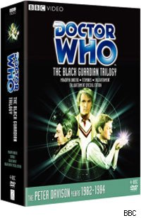 Doctor Who: Enlightenment features a feature length version of the episode with new effects.