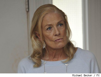 Vanessa Redgrave as Dr. Erica Noughton on Nip/Tuck.