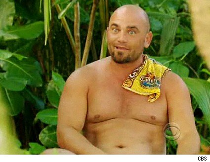 Russell boasts about his strategy on Survivor Samoa