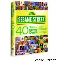 Sesame Street DVD