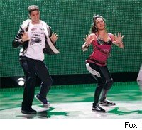 So You Think You Can Dance contestants Victor and Karen hip-hop.