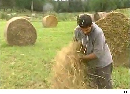 Looking for a needle in a haystack on The Amazing Race