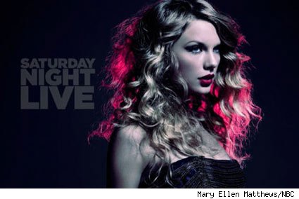 taylor swift snl