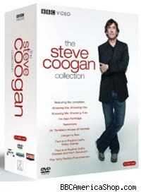 BBC America The Steve Coogan Collection