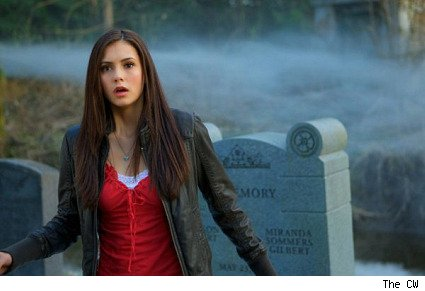 The Vampire Diaries - Nina Dobrey