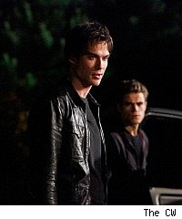 The Vampire Diaries: The Turning Point
