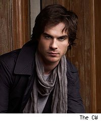 Ian Somerhalder on Vampire Diaries
