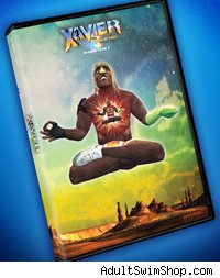 Xavier: Renegade Angel Seasons 1 and 2 Adult Swim